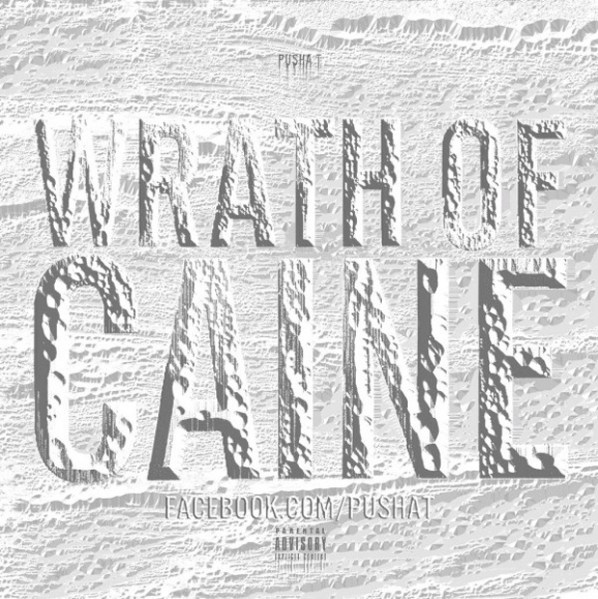 Download Pusha-T's Wrath of Caine Mixtape