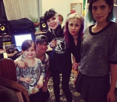 Pussy Riot's Nadya Tolokonnikova and Masha Alyokhina Working With Le Tigre's JD Samson | Pitchfork