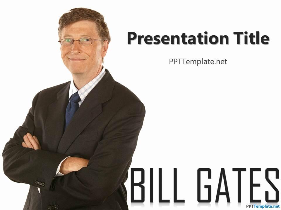 Mark Zuckerberg Quotes Hd Wallpaper Free Bill Gates Ppt Template