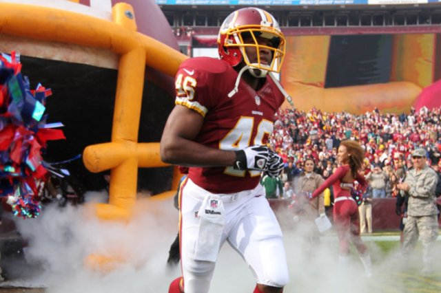 a70g8609.0 standard 709.0 Alfred Morris is Closing in on Redskins Rookie Rushing Record