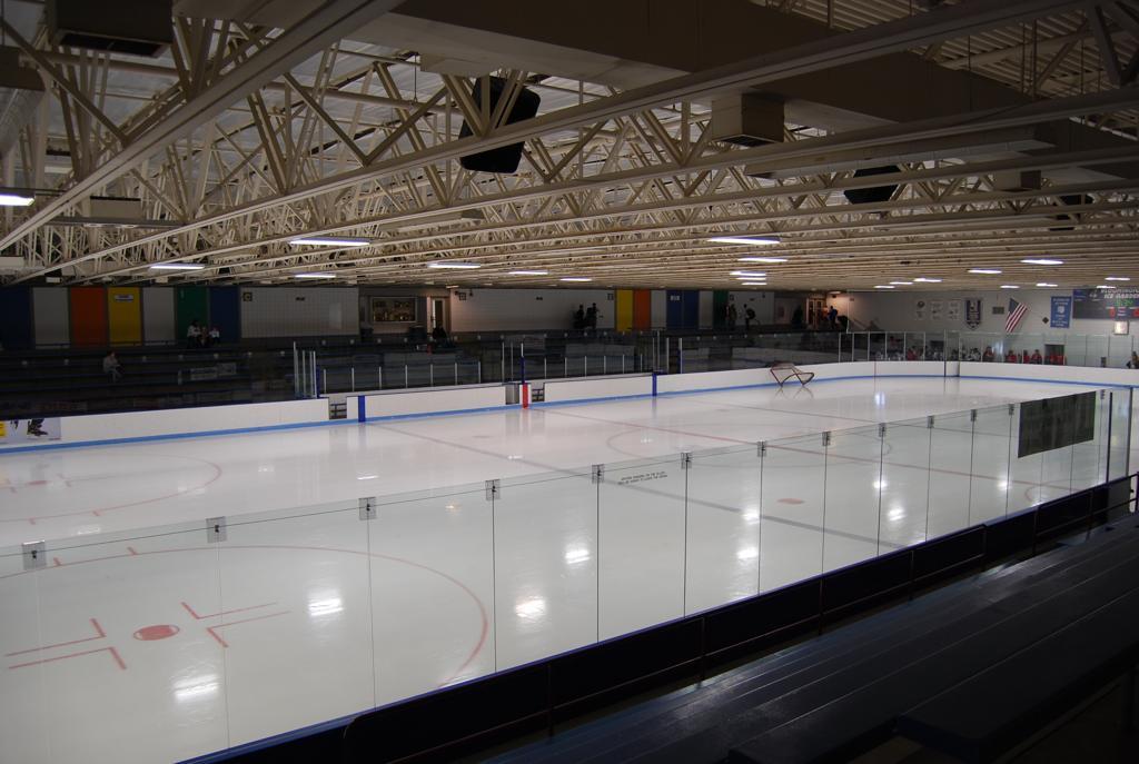 Bloomington Ice Garden Quotbigquot