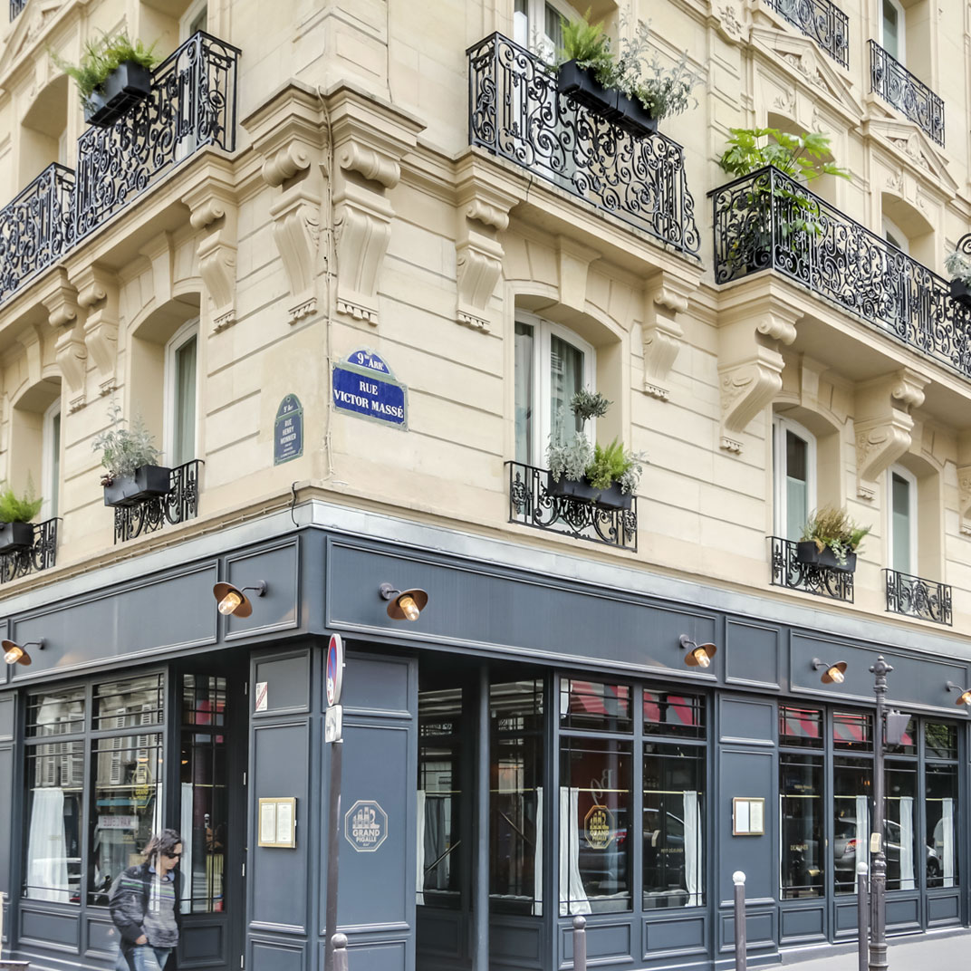 Hotel A Pigalle Grand Pigalle Hotel Paris France 10 Hotel Reviews