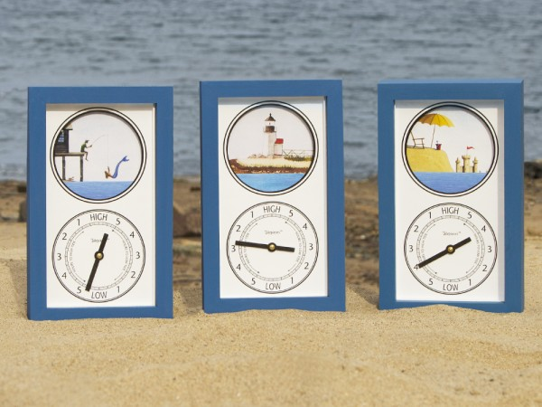 Tidepieces Tidal Clocks The Grommetct Tide Chart Stamford