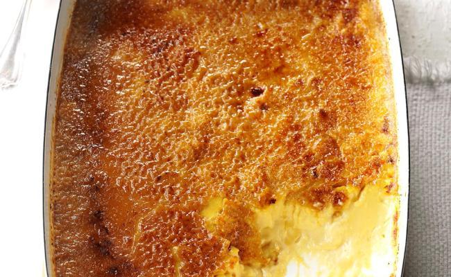Caramel Creme Brulee Recipe Taste Of Home