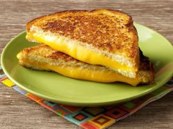 Small Of Grilled Cheese Calories