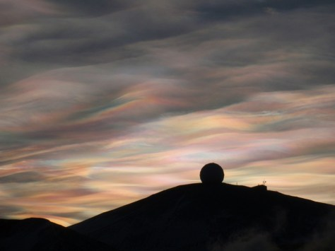 17 - Polar stratospheric cloud
