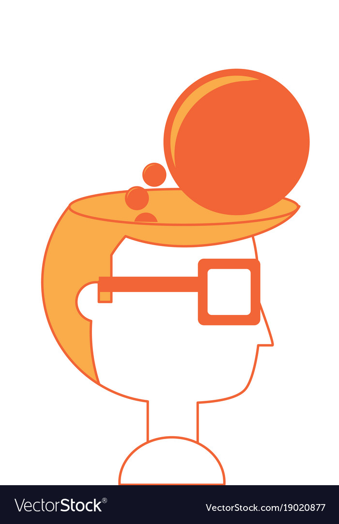 Speech bubble design concept Royalty Free Vector Image