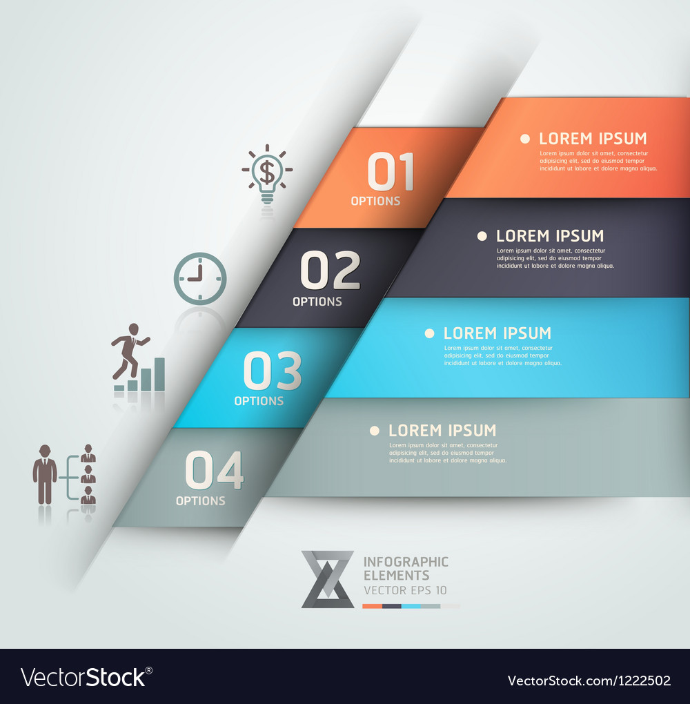 Business Step Business Step Infographics Elements