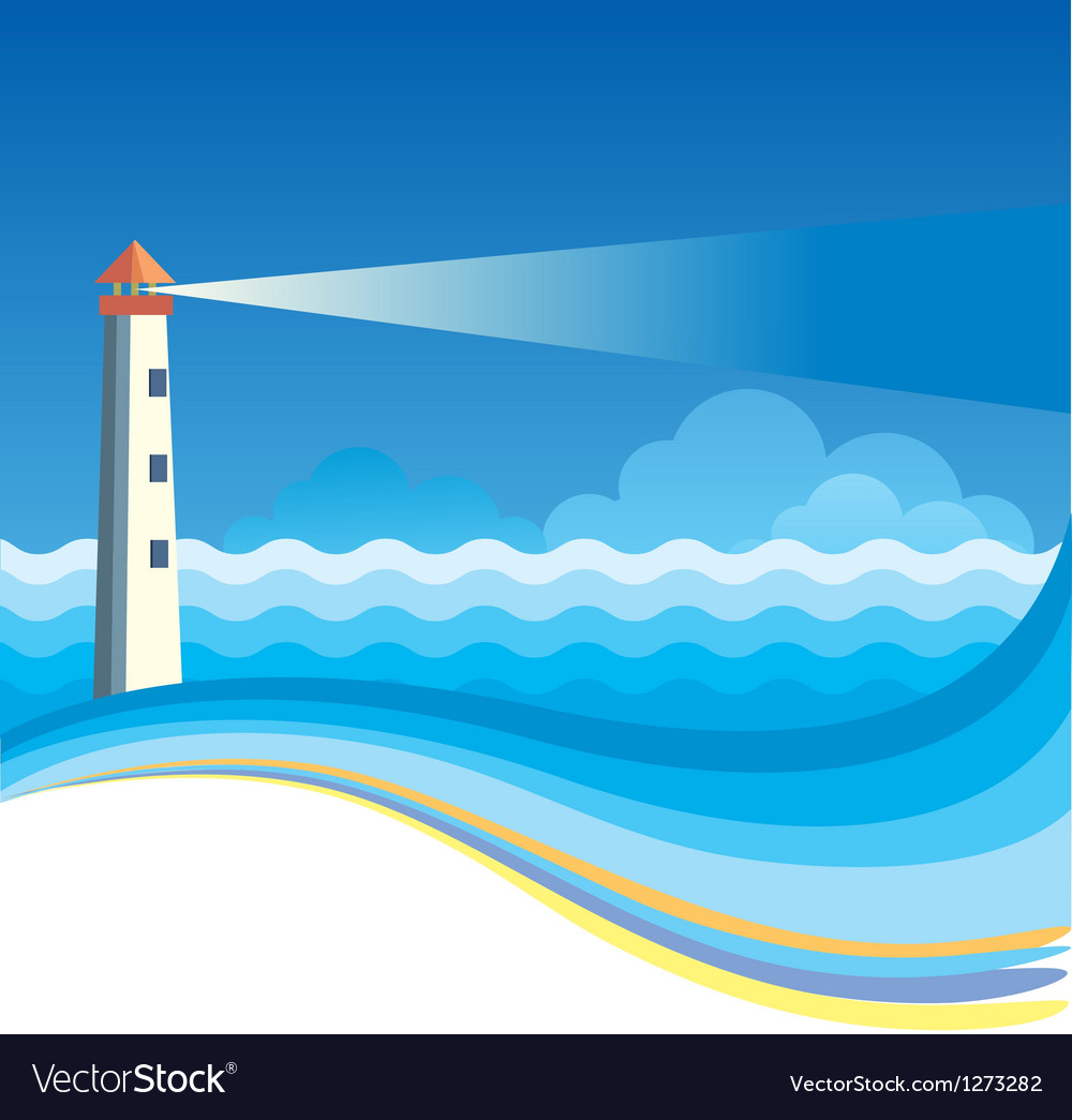 Lighthouse Background Lighthouse Background