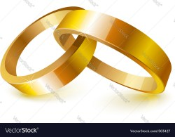 Small Of Gold Wedding Rings