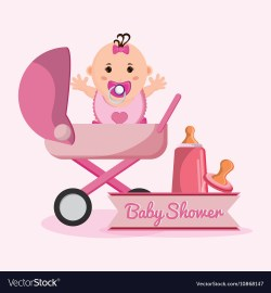 Small Of Baby Girl Cartoon