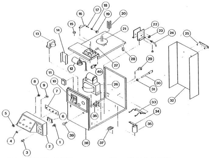 solar 2175 welder wiring diagrams
