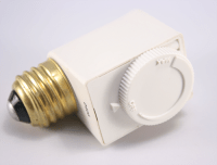 Rotary Lamp Dimmer, Screw-In