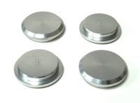Anodized Aluminum End Caps