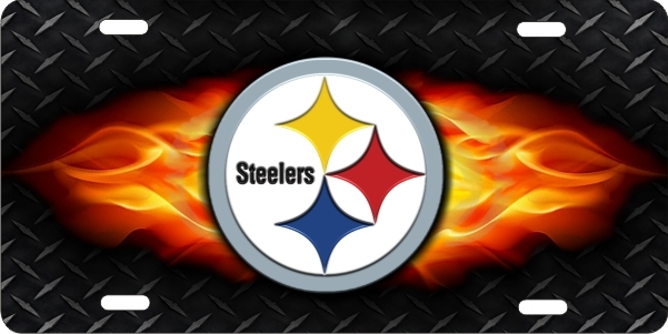 Pittsburgh Steelers Wallpaper Hd Personalized Novelty License Plate Pittsburgh Steelers