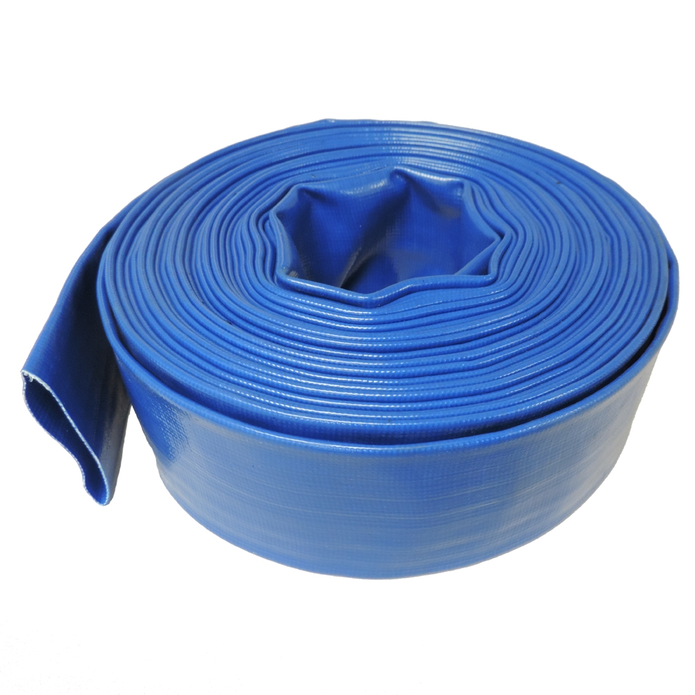 Pool Hose Heavy Duty Lay Flat Discharge And Backwash Hose
