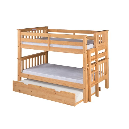 Medium Crop Of Bunk Bed With Trundle