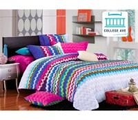 Rainbow Splash Twin XL Comforter Set - College Ave ...