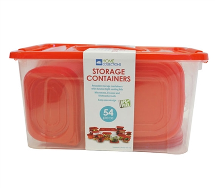 Nesting Food Storage Containers Listitdallas