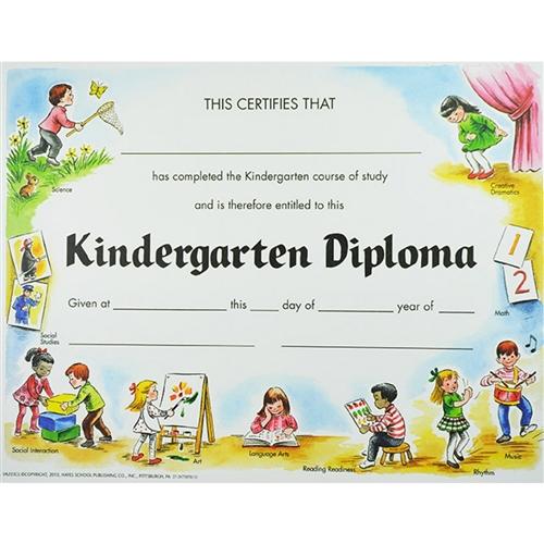 kindergarten graduation diploma - Romeolandinez - kindergarten graduation certificates