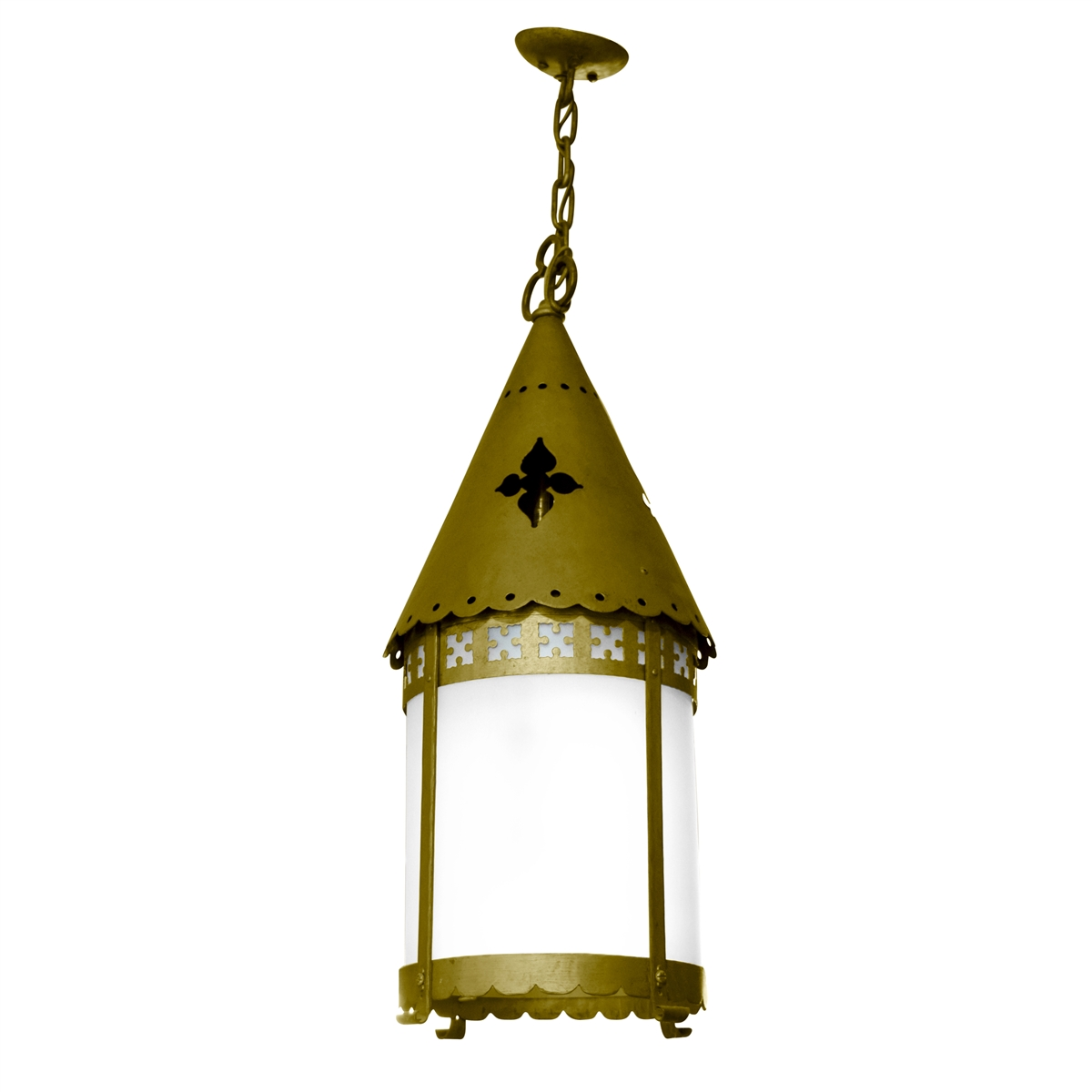 Fullsize Of Brass Pendant Light