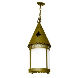 Small Of Brass Pendant Light