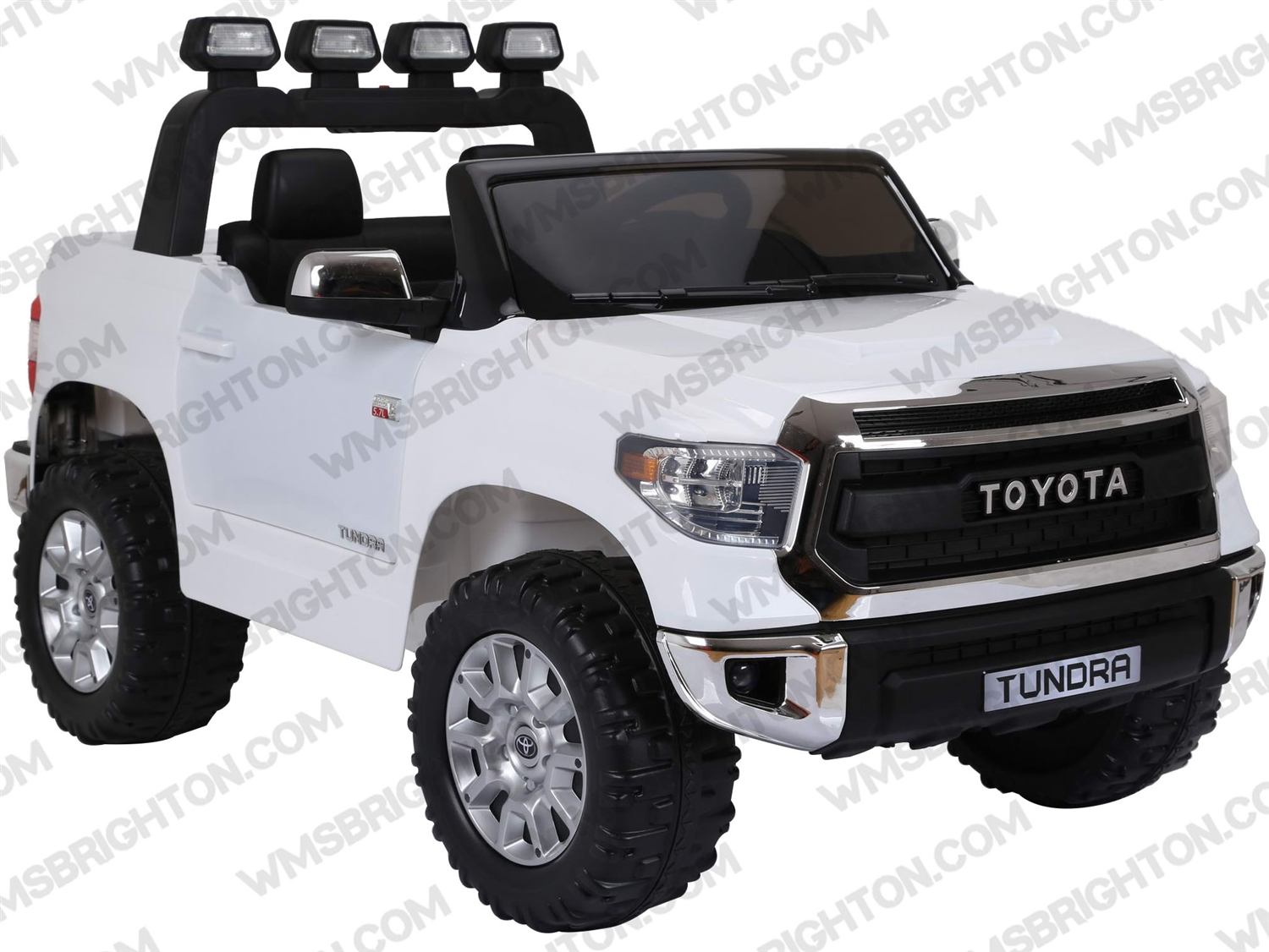Led Lights For Trucks Toyota Tundra 12v Kids Battery Operated Ride On Truck W Remote Control Led Lights Player Aux