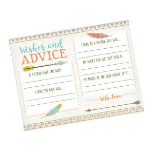 Garage Messages Boho Baby Shower Wishes Cards Baby Shower Wishes Christian Baby Shower Wishes