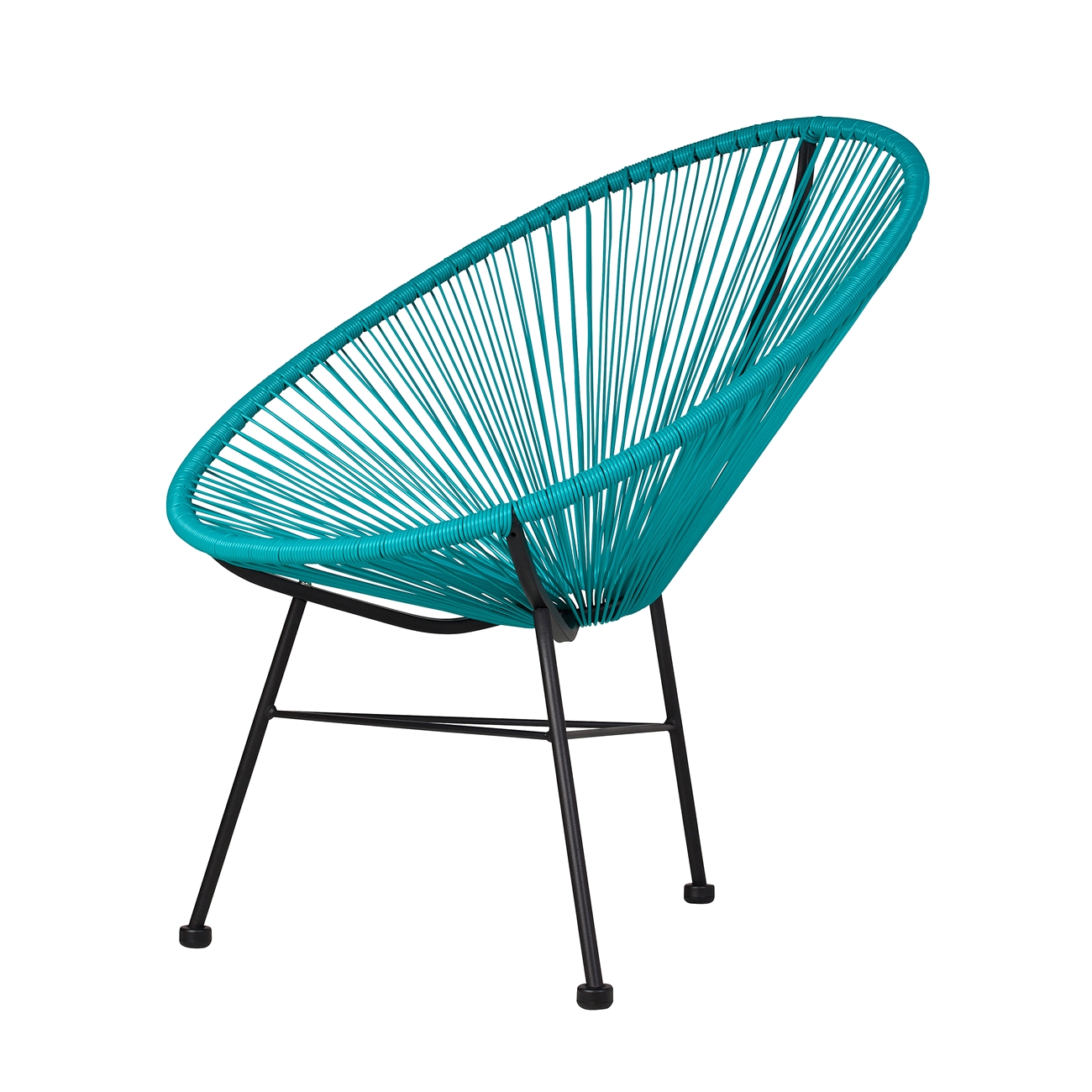 Lounge Chair Acapulco Indoor Outdoor Lounge Chair In Blue