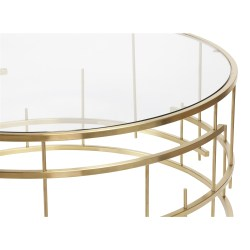 Small Of Gold Coffee Table