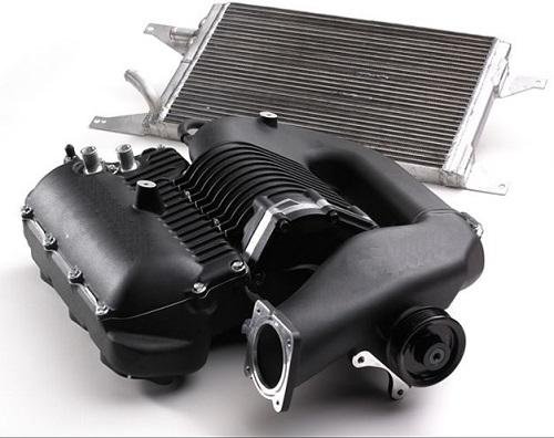 Toyota FJ Cruiser 1GR-FE 40L V6 Supercharger System