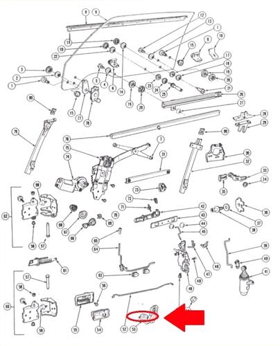 1970 camaro headlight wiring diagram