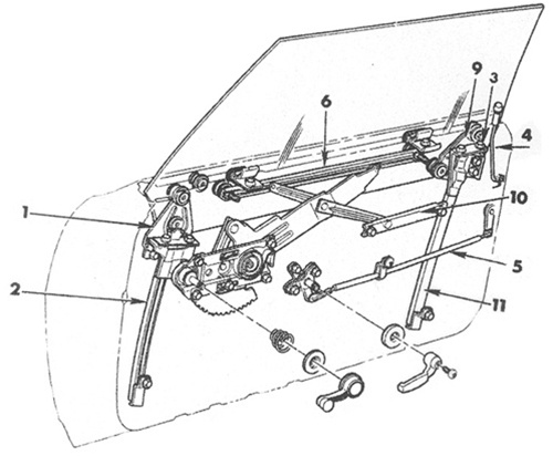 69 chevelle power window wiring diagram