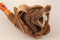 Special Hand Carved Dragon in Claw by Master Carver I ...