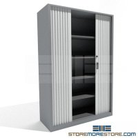 Partition Height End Tab Filing Cabinet Locking Office ...