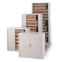 Office Storage and Filing Cabinet with Sliding Locking ...