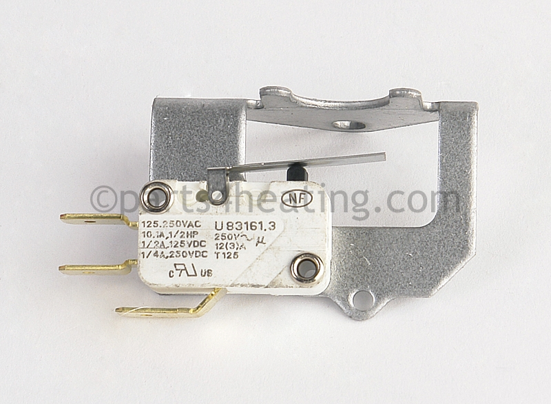 Baxi Luna 24fi 5643910 Microswitch With Lever Assembly