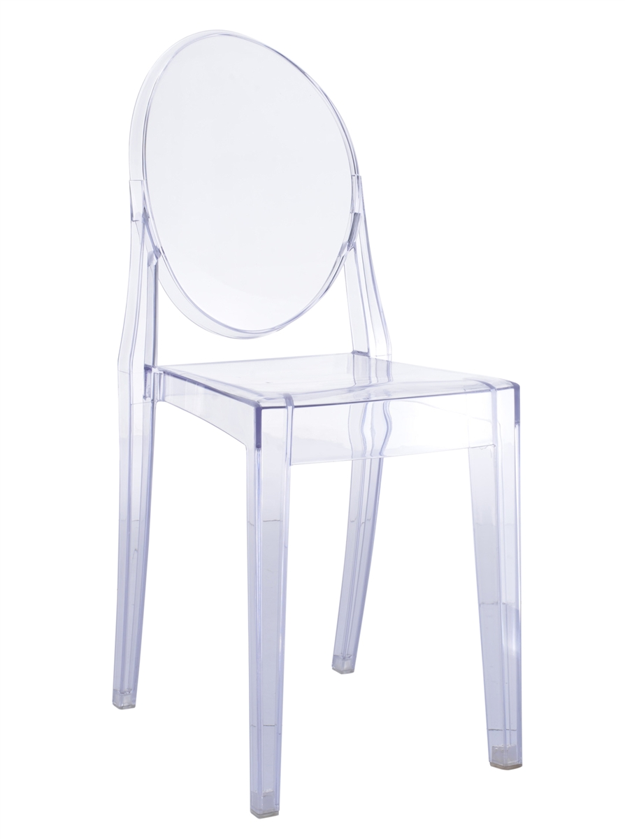 Philippe Starck Ghost Chair Philippe Starck Style Victoria Ghost Chair