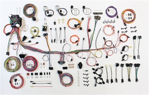 1978 Firebird and Trans Am Classic Update Complete Wiring Harness