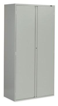Global 9336P72L Steel Storage Cabinet w/ Full Pull
