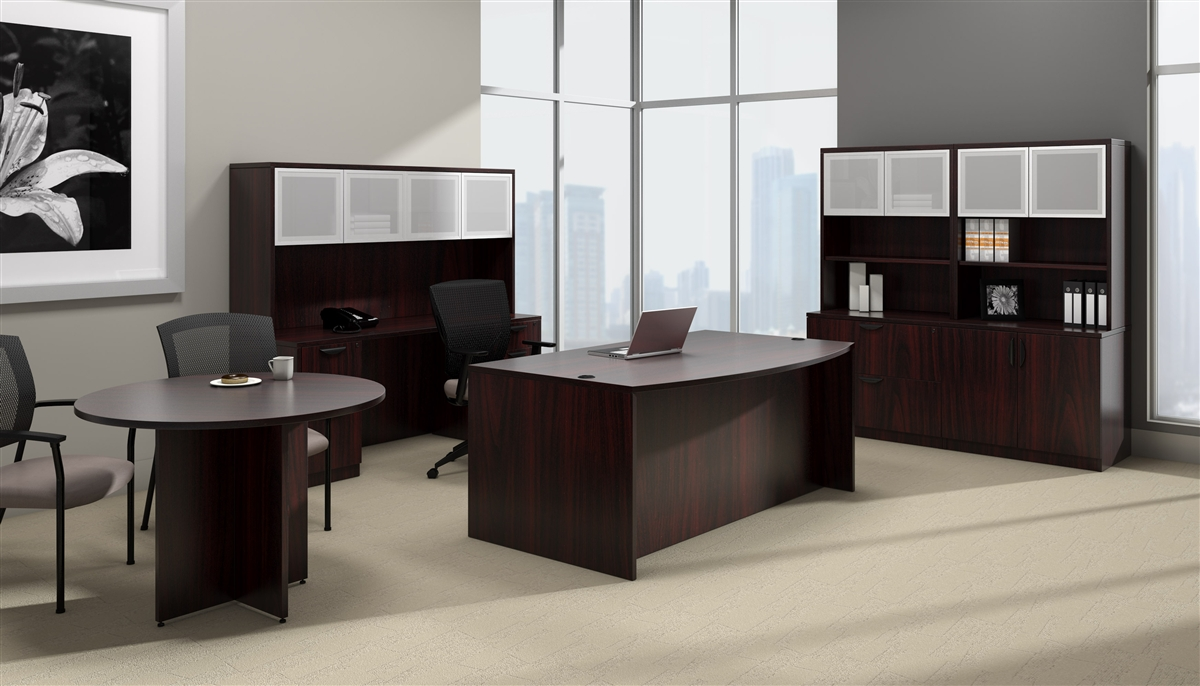 Mahogany Office Desk Office Furniture Made In American Mahogany