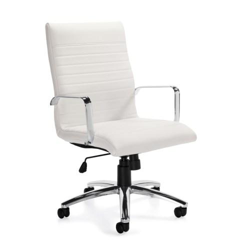 Medium Crop Of White Office Chair