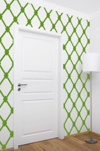 Argyle Pattern Wall Decals | WALLTAT