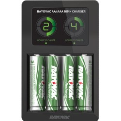Small Crop Of Rayovac Battery Charger