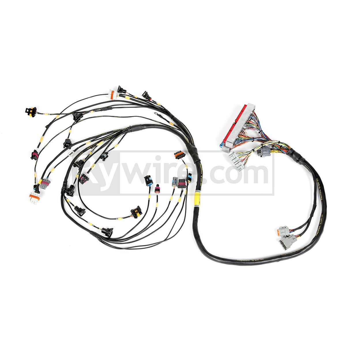 honda mil spec wire harness