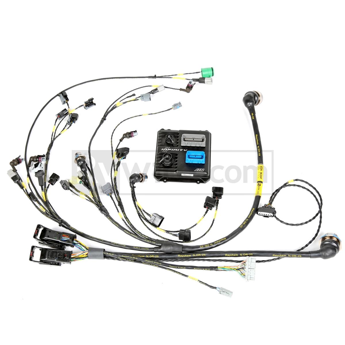 custom made wiring harness