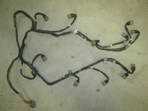1994 Jaguar Xj6 Wiring Harness Wiring Diagram