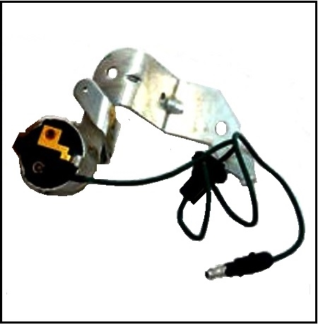 Clutch safety switch for 1970 Plymouth and Dodge A-Body with manual