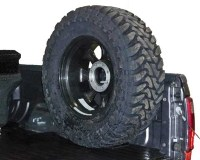 Pick up Spare Tire Mount