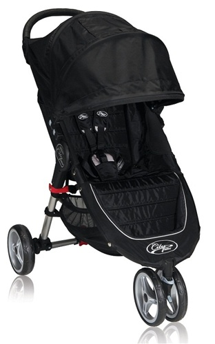 Baby Jogger X3 Summit Baby Jogger City Mini Single Stroller 2013 In Black